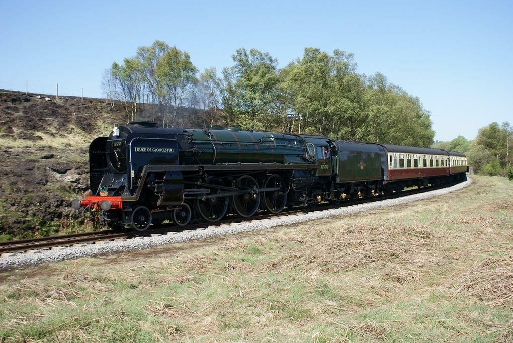 English rail journeys: Whitby-to-Pickering