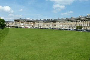 Bath, west country