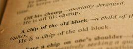 british slang quiz