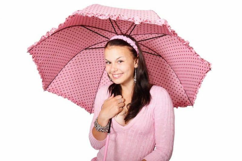 London tip: take an umbrella