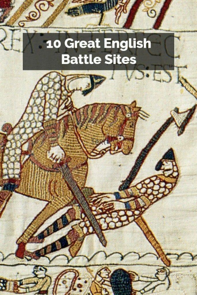 10 Great English Battle Sites