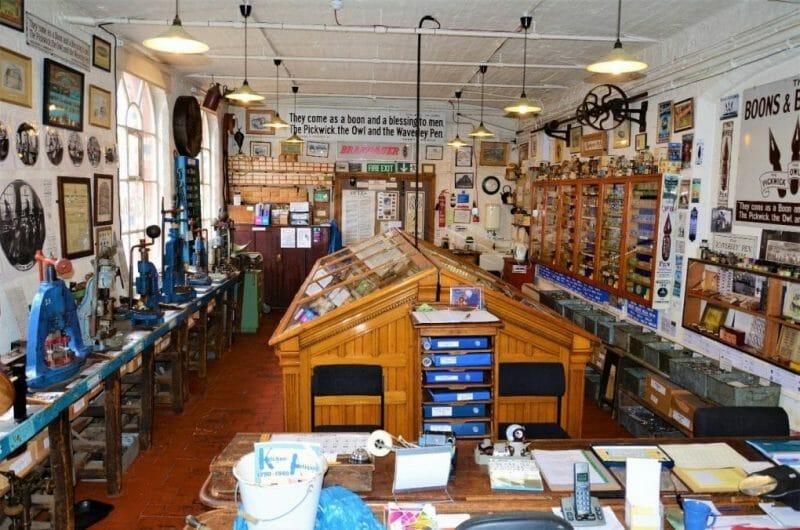 Birmingham: pen museum