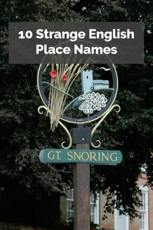 strange english place names