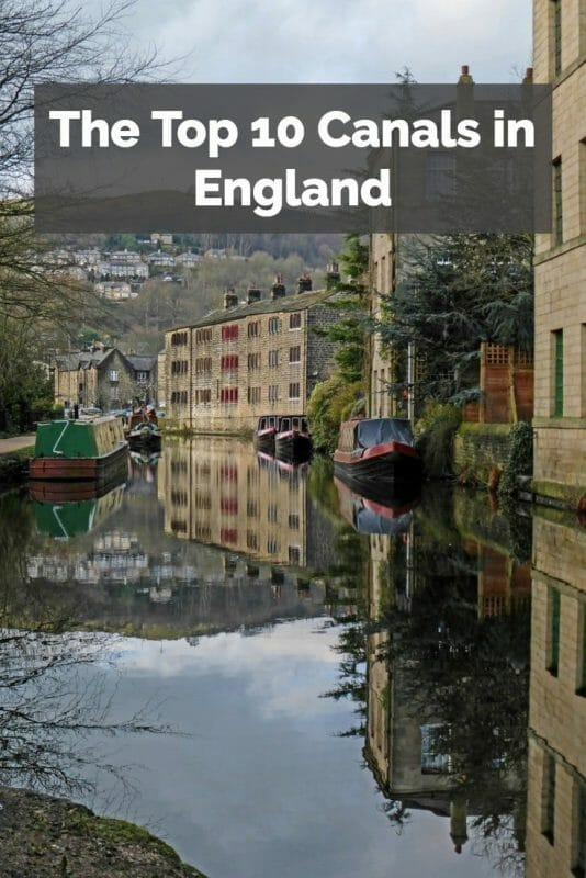 top canals england PINTEREST
